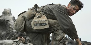 "Andrew Garfield stars as Desmond T. Doss in World War 2 Biopic ""Hacksaw Ridge"". (Photo courtesy of screenrant.com)"