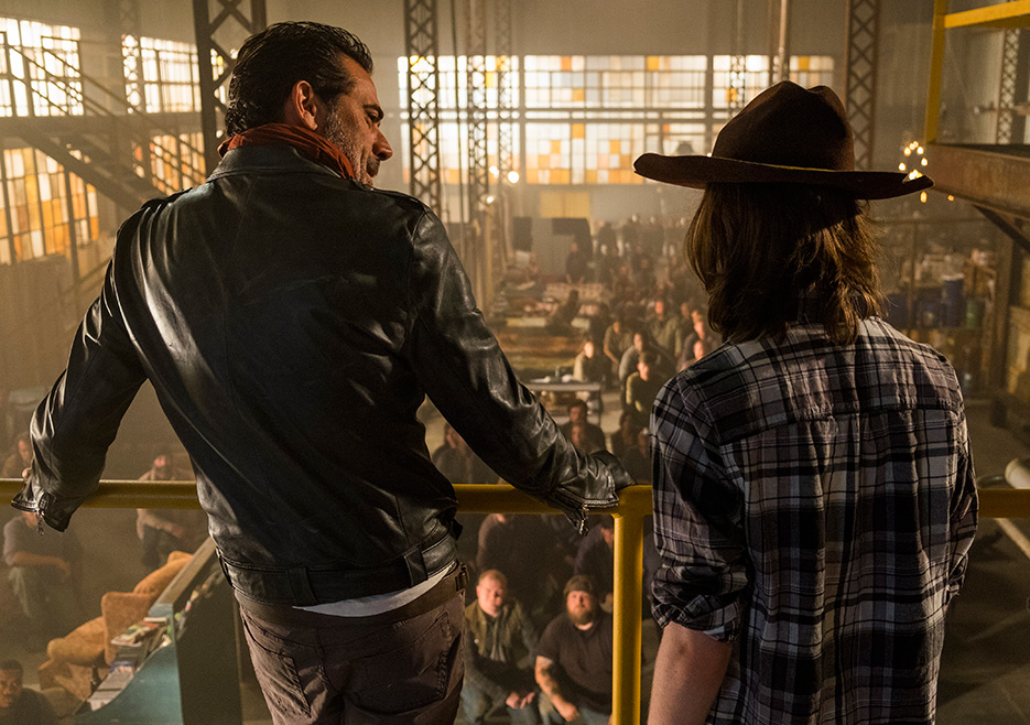 "'The Walking Dead,' Season 7, Episode 7: ""Sing Me A Song"""