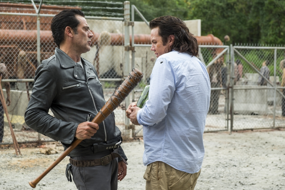 "'The Walking Dead,' Season 7, Episode 11: ""Hostiles And Calamities"""
