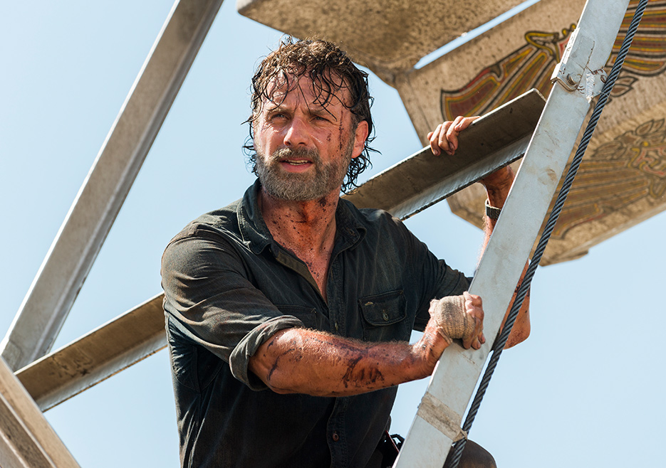 "'The Walking Dead,' Season 7, Episode 12: ""Say Yes"""