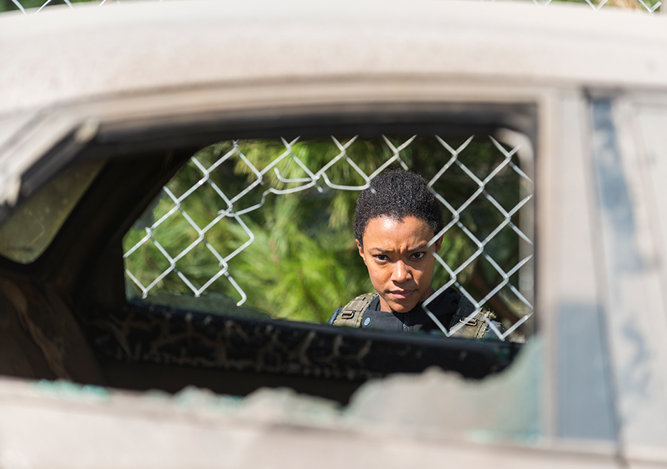 "'The Walking Dead,' Season 7, Episode 14: ""The Other Side"""