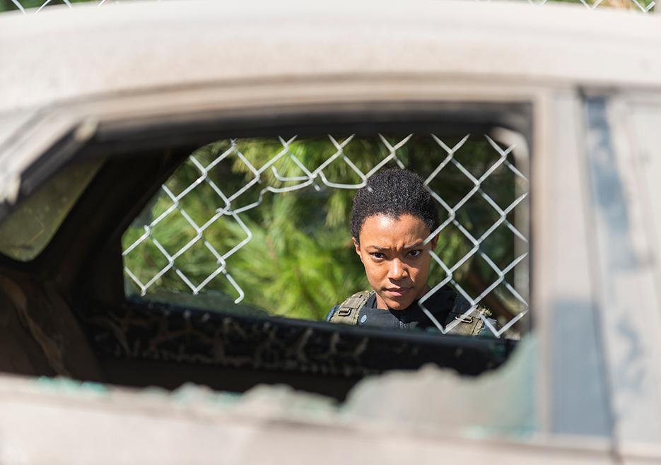 "'The Walking Dead,' Season 7, Episode 14: ""The Other Side"""