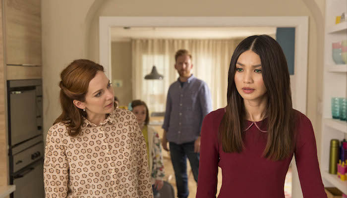 """Humans"", Season 2, Episode 6, ""Drawing the Line"""