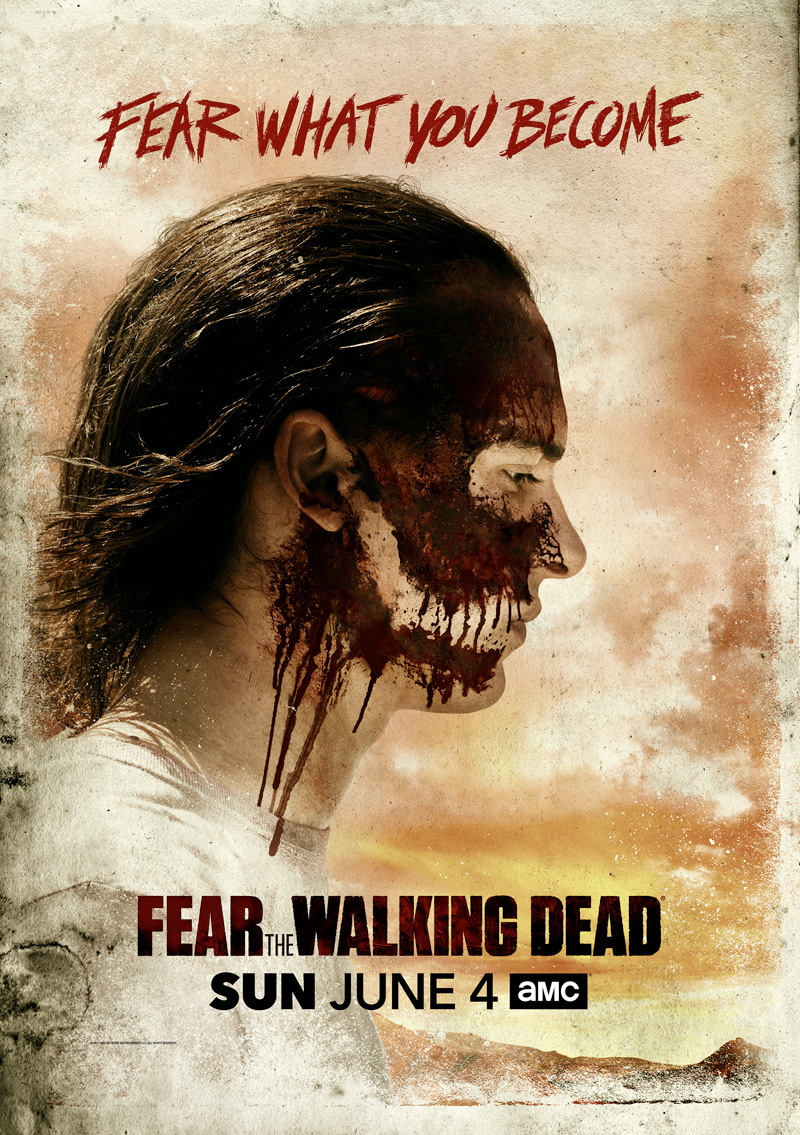 """Fear the Walking Dead"" Season 3 Key Art Released"