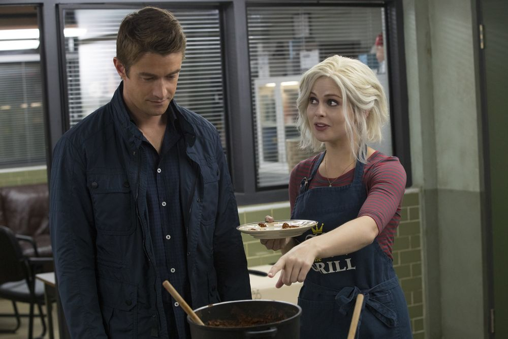"""iZombie"", Season 3, Episode 2, ""Zombie Knows Best"""