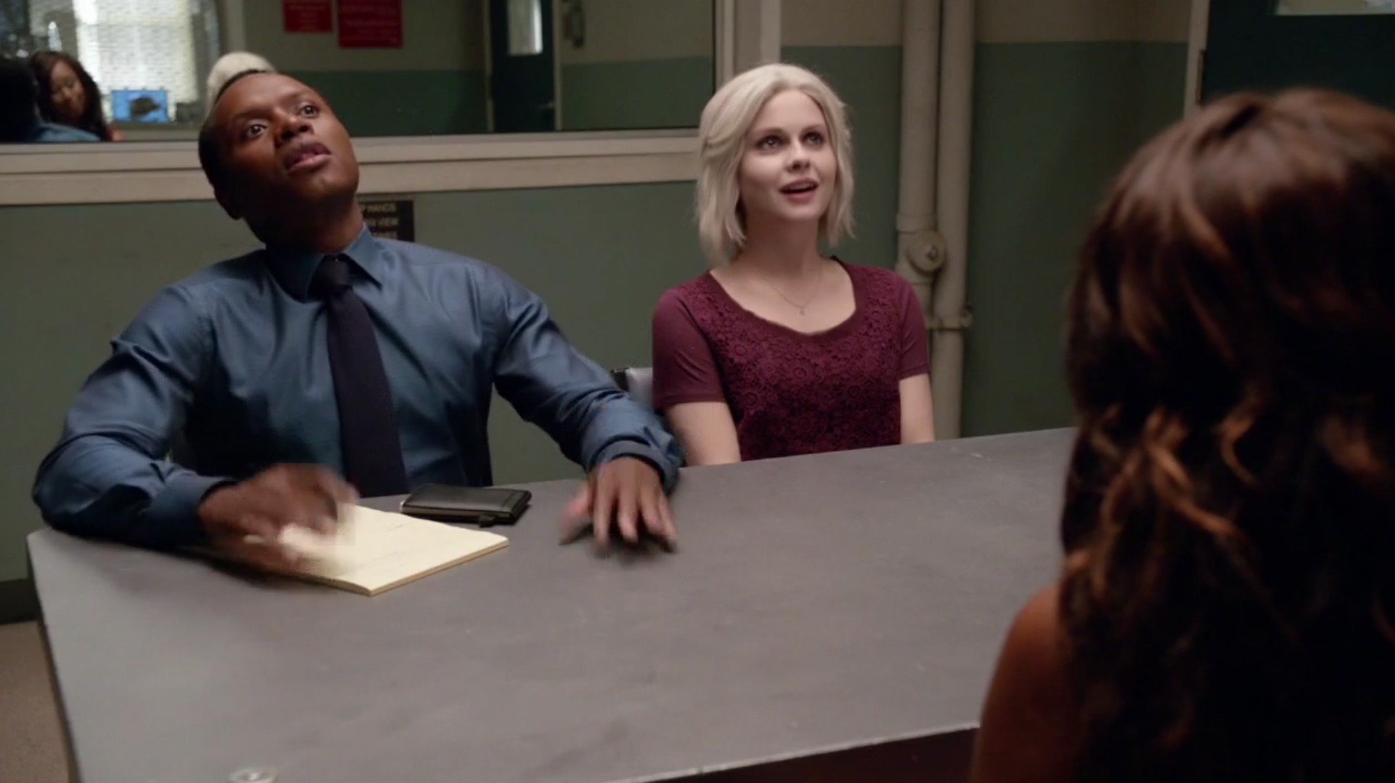 """iZombie"", Season 3, Episode 4, ""Wag the Tongue Slowly"""