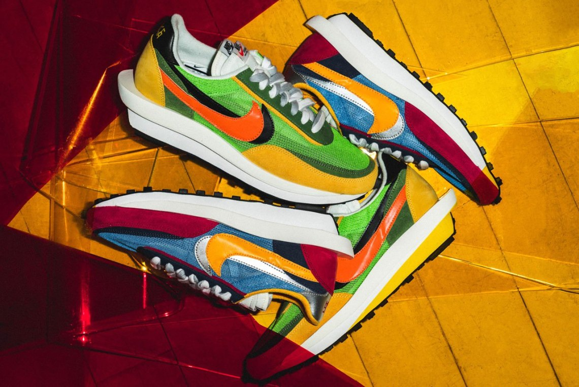 a few days away united kingdom run shoes Les 10 meilleurs looks avec la Nike Waffle x Sacai aperçus ...