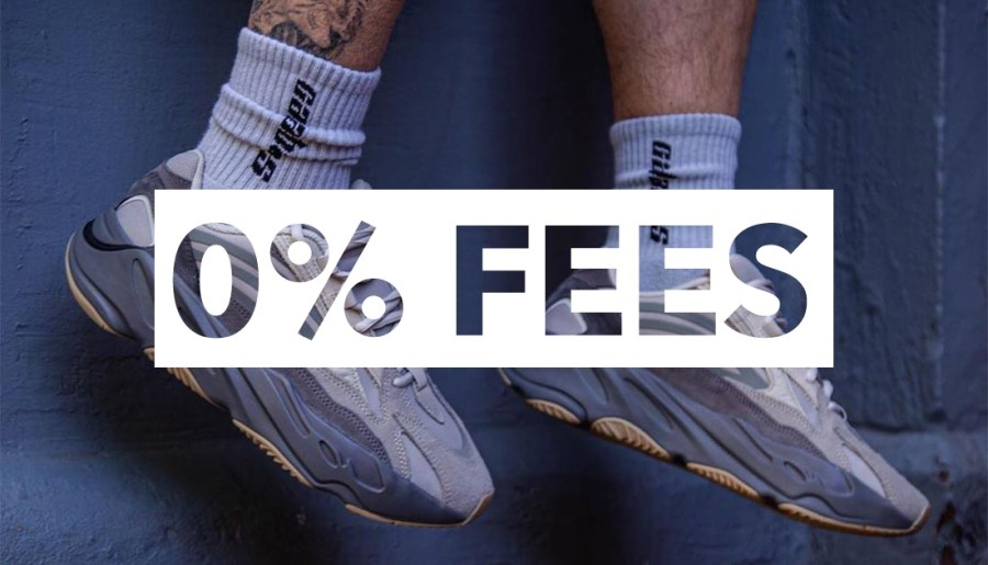 Le mois 0% FEES sur The Sole House