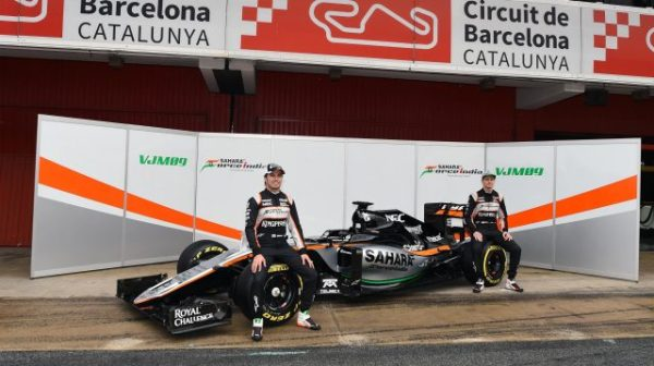 F1-2016-Force-India-VJM09-Hulkenberg-Perez