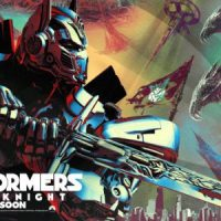Transformers: The Last Knight Trailer - Is that Unicron?