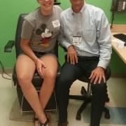 Caitlin & Eye Dr.