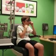WS eye exam