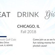 2018 Eat Drink Give - Chicago TBD