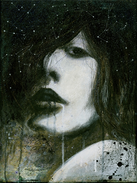 """Lilith"" - artwork by Julie Alice Chappel"