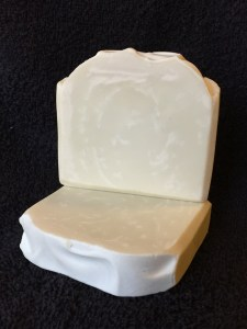 Castile Soap, first attempt