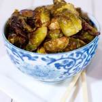 "Mateo's ""Famous"" Asian Roasted Brussels Sprouts"