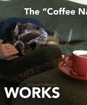 Yay or Nay? The Coffee Nap
