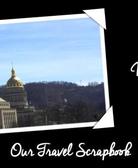 West Virginia Travel Scrapbook