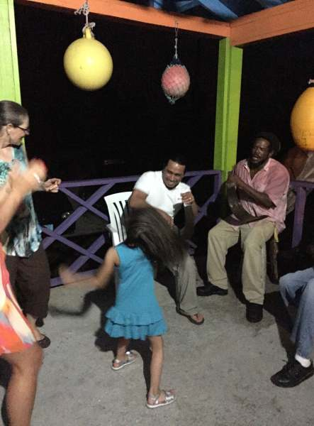 Rake and Scrape Music on Cat Island Bahamas