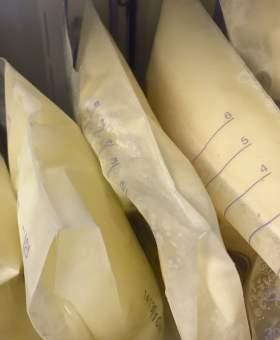 My No-Longer-Needed Freezer Stash & Where to Donate Breast Milk