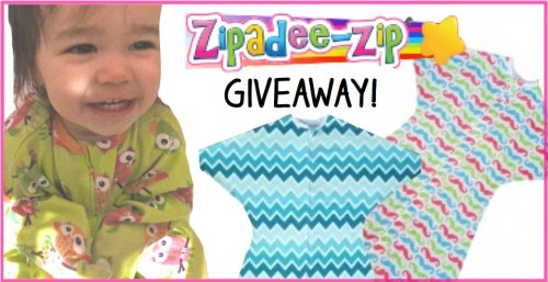 Zipadee-Zip Giveaway