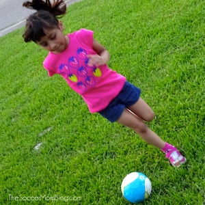 Senda Athletics Mini Soccer Ball