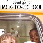Help Your Child Beat the Back to School Blues
