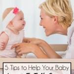 Why I Don't Do 'Baby Talk'