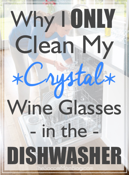 I used to wash all of my expensive wine glasses by hand, but then I realized I'd been doing it all wrong! Why I now clean my stemware in the dishwasher.