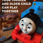 Finding Toys That a Toddler and Older Child Can Play Together