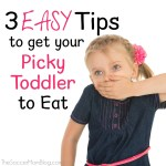 3 Ways to Get Your Picky Toddler to Eat Real Food
