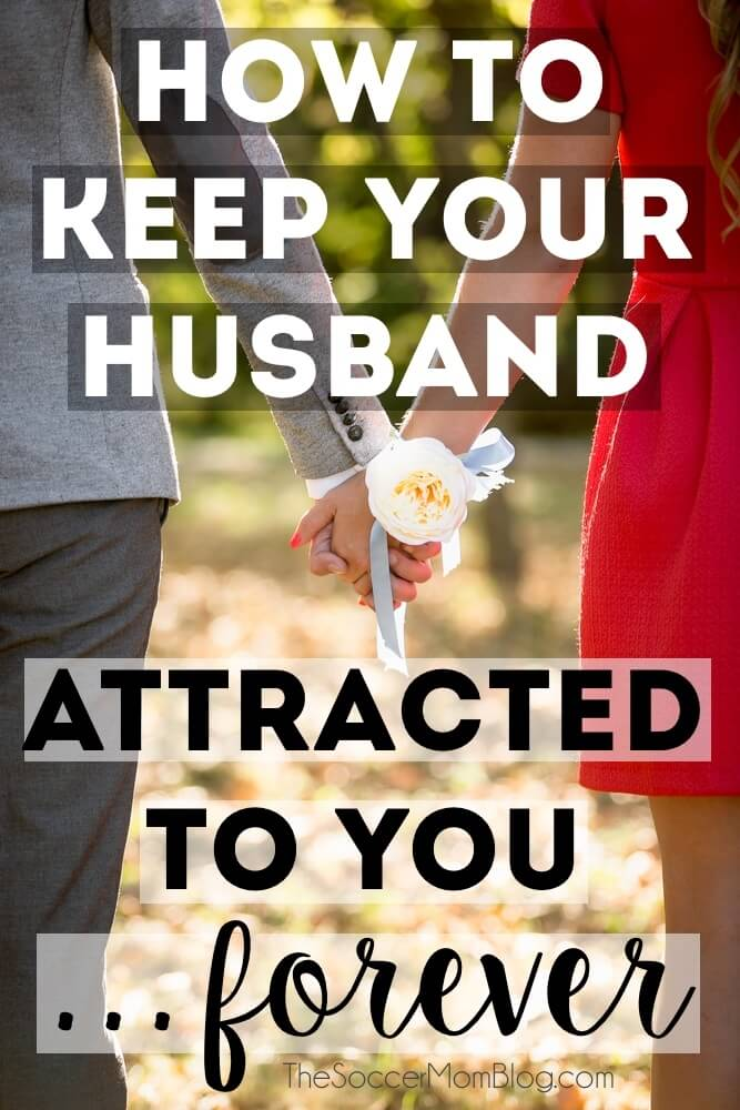 How to keep dating your husband