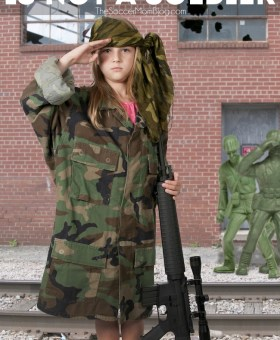 Why I'm Against Female Conscription