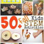 50 Fall Stem Activities For Kids The Soccer Mom Blog