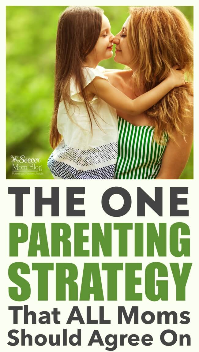 """""""Mom shaming,"""" or criticizing another mother's parenting choices, affects over 80% of moms. But there IS one parenting tip that we all should agree on..."""