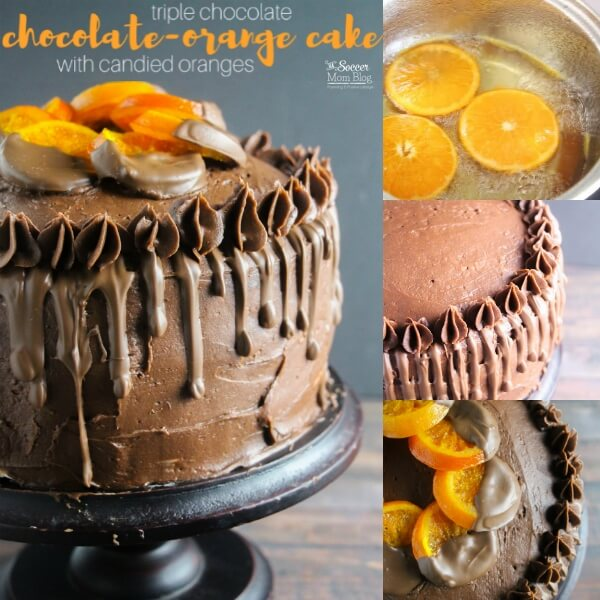 If you're looking for a show-stopping special occasion dessert...THIS. IS. IT. Chocolate Orange Cake is a decadent masterpiece & twist on a classic holiday treat: chocolate covered candied oranges