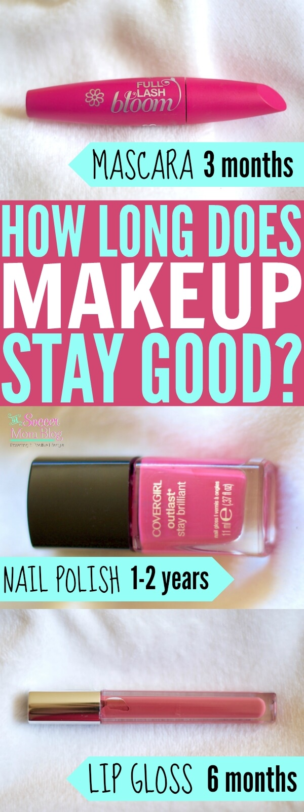 How long does makeup last? Plus tips for keeping your cosmetics & beauty products fresh longer!