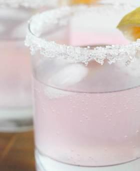 Sparkling Pink Paloma Cocktail Recipe