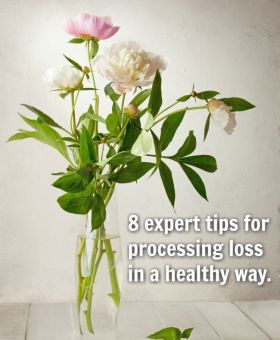 """Coping with Loss: What's """"Normal"""" when Processing Grief"""