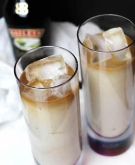 Creamy Vietnamese Coffee Cocktail