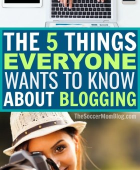You Top 5 Blogging Questions Answered