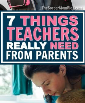 7 Things Teachers Need from Parents Every School Year