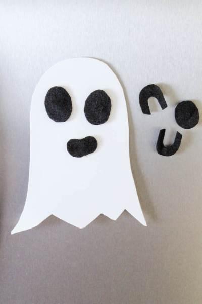 Mix-N-Match Magnet Ghost Craft
