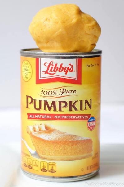 Edible Pumpkin Pie Slime