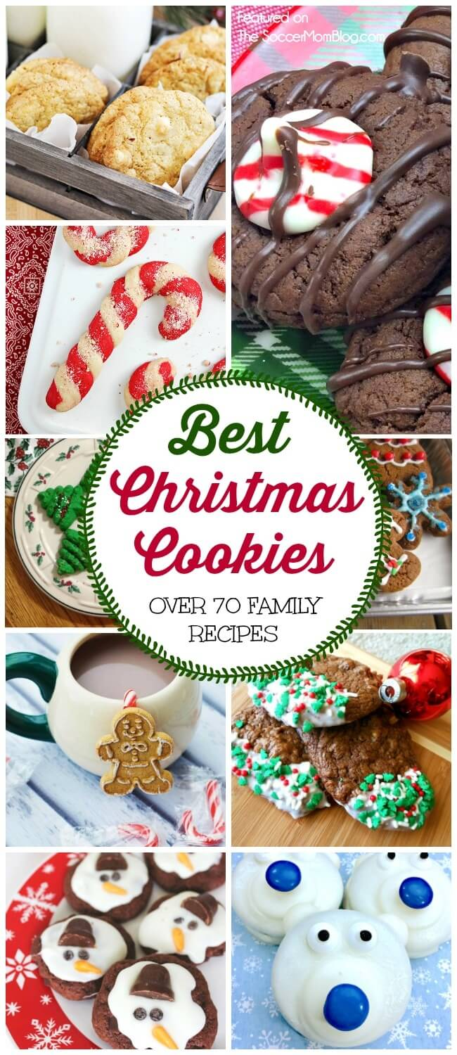 Bloggers Best Christmas Cookies Recipe Collection (Giant List!)