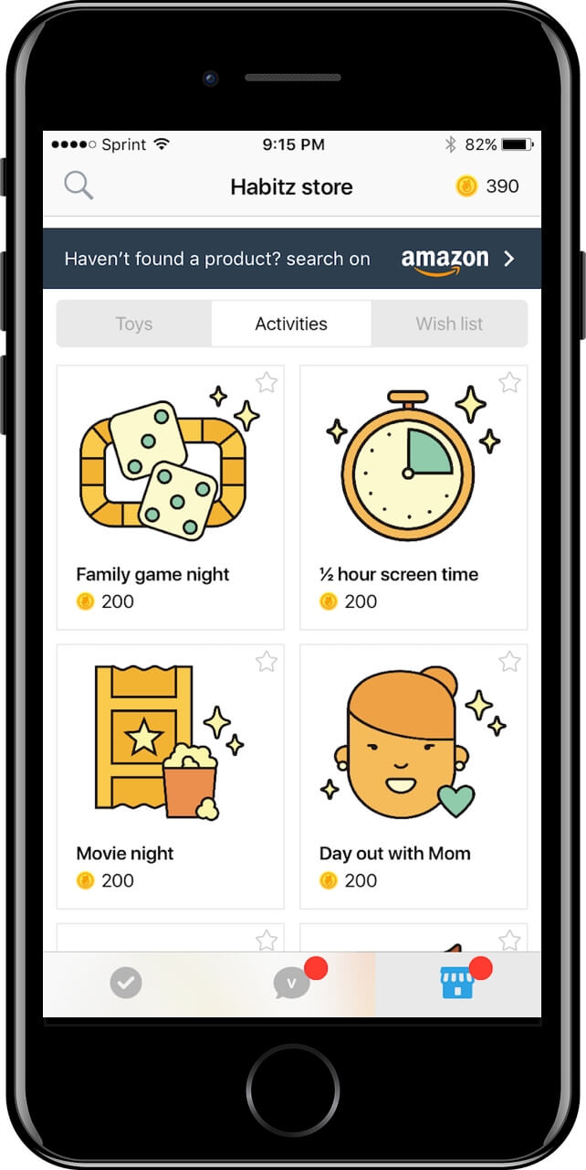 Teach kids healthy habits with the Habitz app