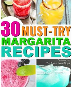 30+ Best Margarita Recipes to WOW Your Guests