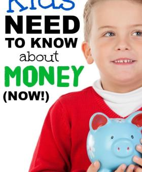 Teaching Money to Kids – 5 Things they Need to Know Before Adulthood