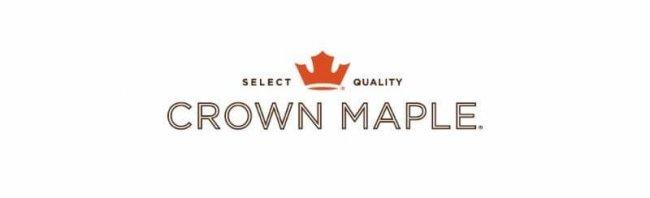 Crown Maple logo on white background