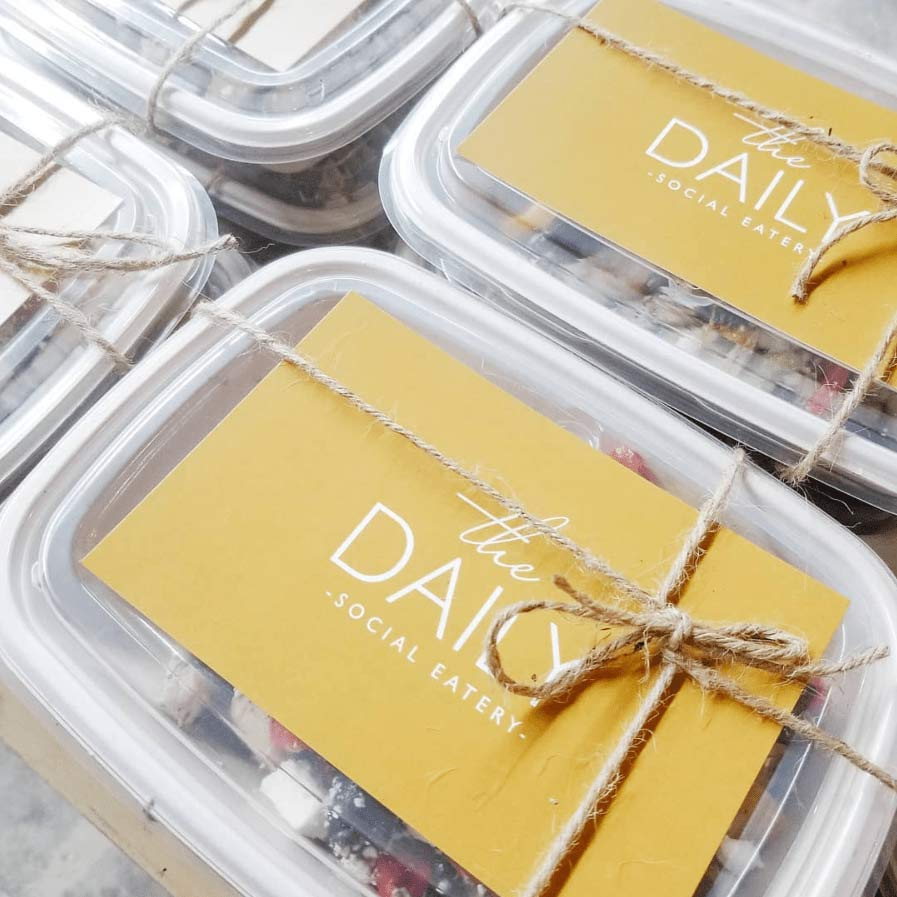 The Daily - Takeout